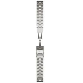 Garmin QuickFit Titanium Horlogeband 22mm for Fenix 6, grey